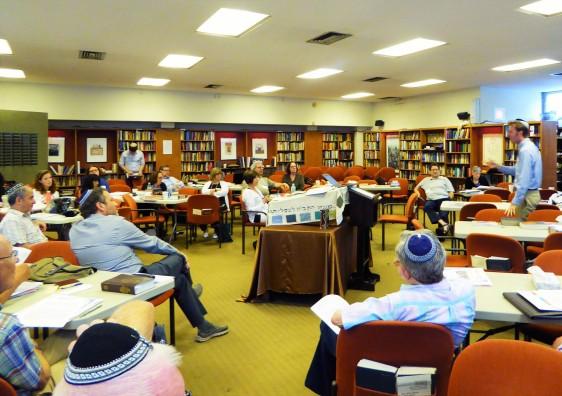 Beit Hebrew: My Intensive Week Of Jewish Learning At Mechon Hadar